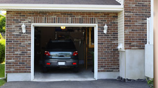 Garage Door Installation at Kessler Highlands Dallas, Texas
